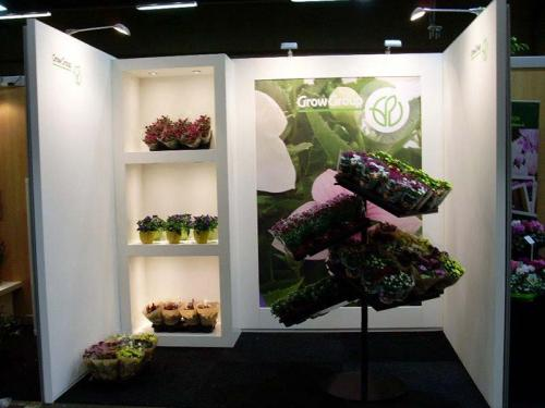 Mini-stand voor de GrowGroup